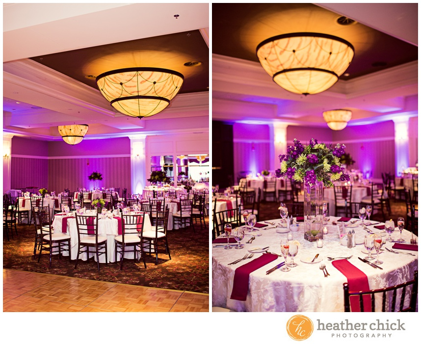The Tiffany Ballroom At Four Point Sheraton Is Gorgeous And Uplighting Truly Makes It Look Magical Love Undefined