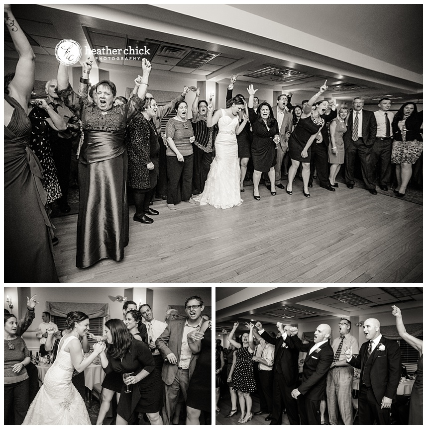 Wedding Reception Venues In Portsmouth: Portsmouth Country Club Wedding, Greenland