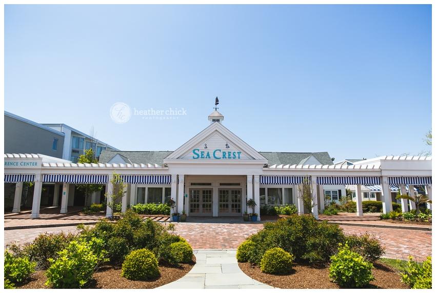 Seacrest hotel falmouth wedding