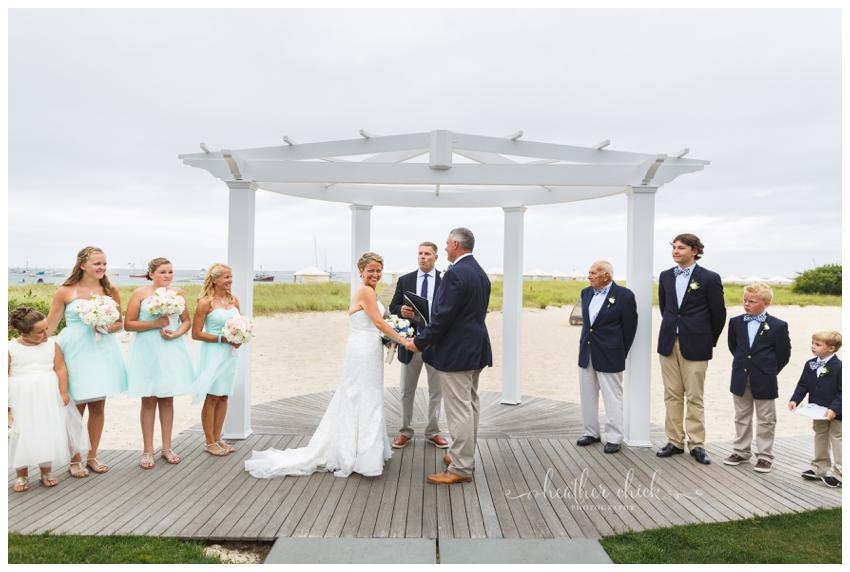 Chatham Bars Inn Wedding Cape Cod Photographer