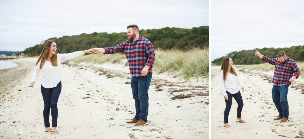 cape-cod-engagement-session