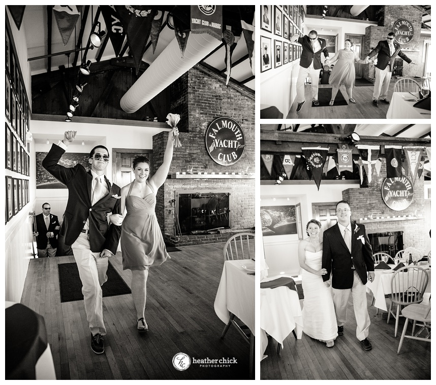 Lindsay Kevin Wedding At The Falmouth Yacht Club Ma