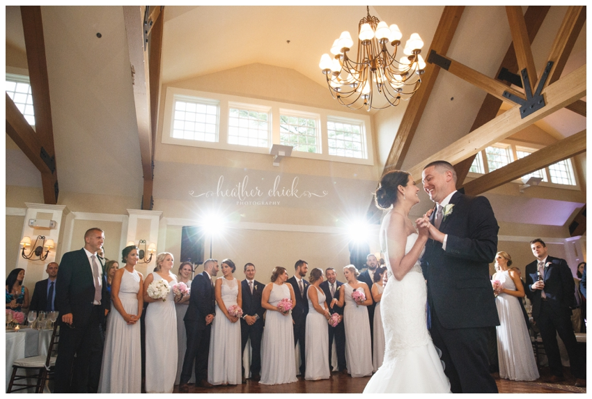 Pine Hills Country Club Wedding Ma Photographer