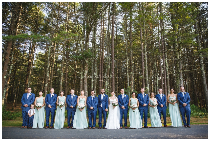 Pinehills Country Club Wedding Pavilion Ma